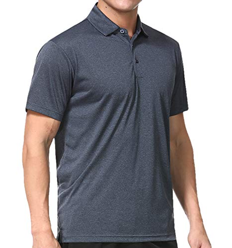 COSSNISS-Mens-Dry-Fit-Golf-Polo-Shirt