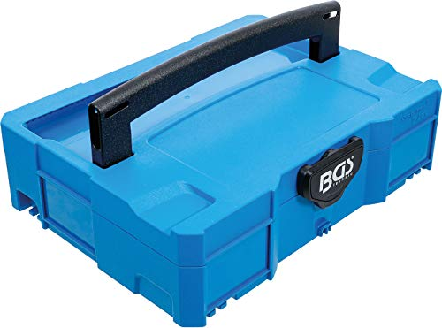 BGS BOXSYS1 | Systemkoffer | BGS systainer® T-Loc 1 | Transportbox | Werkzeugkoffer leer