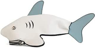 New Unique Animal Shark Shaped Design Crossbody Bags Clutch Purses Novel Shark Flamingo Shoulder Messenger Bag