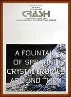 ポスター エドワード ルッシェ Fountain of Crystal 2009 額装品 ウッドハイグレードフレーム(ナチュラル)