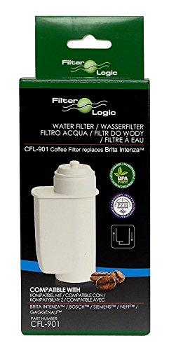 FilterLogic FL - 901 compatibele waterfilter Brita INTENZA voor koffiemakers