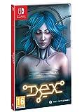 Cette édition switch de dex éditée par red art games est limitée à 2800 pièces dans sa version boîte avec jaquette réversible Un superbe jeu d'action rpg/ open world en 2D se déroulant dans un univers punk futuriste Une sorte de cyberpunk en 2D où vo...