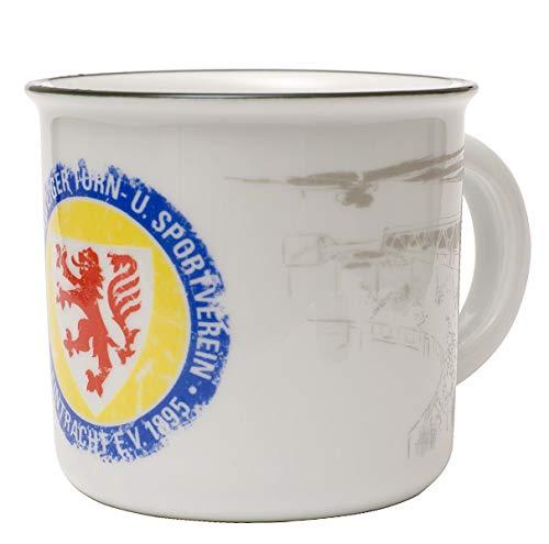 Eintracht Braunschweig Tasse, Becher, Kaffeetasse Retro