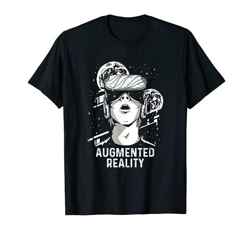 Realidad Aumentada - AR Gift Juegos AR AR Gamer AR Player Gift Camiseta