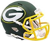 Riddell NFL AMP Alternate Revolution - Mini Casco para niños, NFL, Color Green Bay Packers, tamaño Talla única
