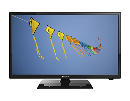Televisor TV 24 LED SUNSTECH 24SUNDTS19 HD 1HDMI USB GRABA Y REPRODUCE POR USB NEGRO