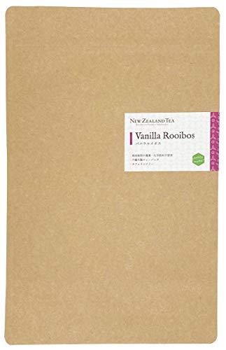 ハニーマザー ハーブティー 紅茶 ティーバッグ(大容量100包入)【バニラルイボス】ノンカフェイン 栽培期間中:農薬・化学肥料不使用
