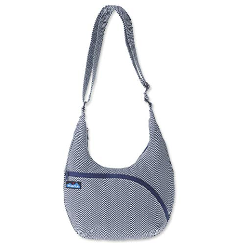 KAVU Sydney Satchel CrossBody Bag - Herringbone