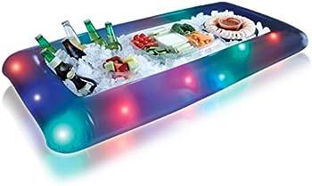 PoolCandy Illuminated LED Buffet Snack Cooler