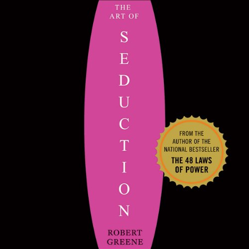 The Art of Seduction audiobook cover art
