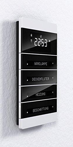 enertex MeTa® KNX Raumcontroller – Premium weiß