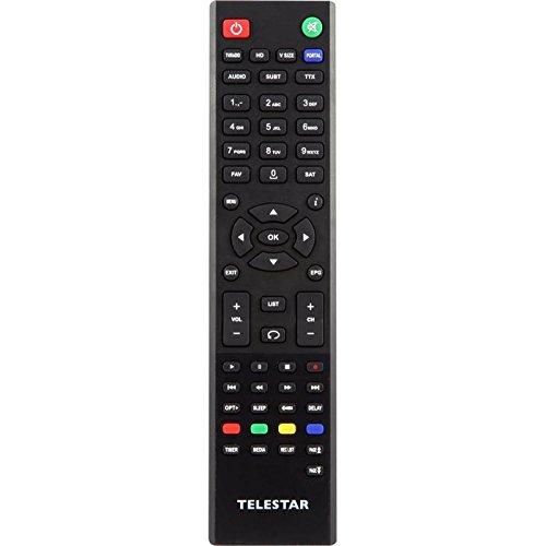 Telestar Fernbedienung für Starsat LX, schwarz