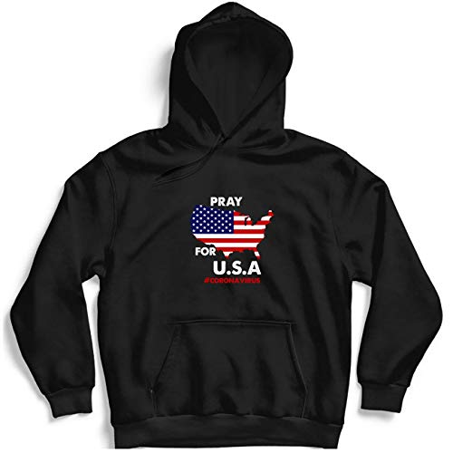 Pray For U.S.A Defeat Córónávírús Classic Tee – Strong United State Of America In Córónávírús Epidemic War Shirt For Men Tee For Women Handmade Shirt Hoodie 5065