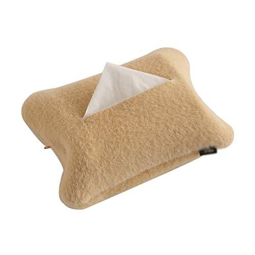 Tissue Holder Box Bel tiraggio della scatola del tessuto della carta della scatola del tessuto della sexue del tessuto della scatola del tessuto, supporto per il tovagliolo domestico, per la camera da