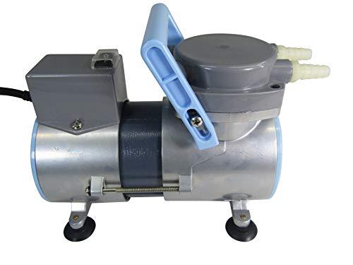 KUNHEWUHUA 15 L/m Labor Membran-Vakuumpumpe ölfrei Ölfrei Medical Mute Pumpe GM-0.2 (220 V)