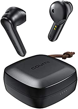 Coumi True Wireless Earbuds with Charging Case