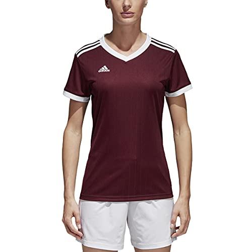 adidas Tabela 18 Jersey - Women's Soccer XS Maroon/White