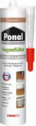 Ponal 1026853  Parkett & Laminat Fugenfüller Kirsche 280 ml