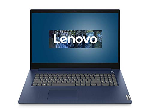 Lenovo IdeaPad 3 Laptop 43,9 cm (17,3 Zoll, 1600x900, HD Plus, entspiegelt) Slim Notebook (AMD Athlon Silver 3050U, 8GB RAM, 512GB SSD, AMD Radeon Grafik, Windows 10 Home) silber