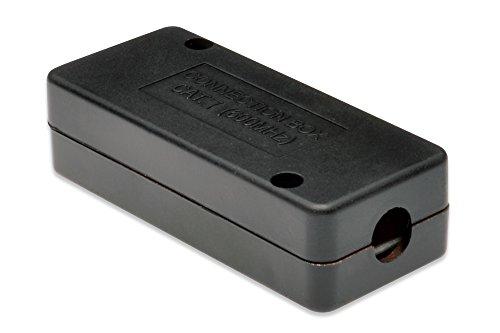 DIGITUS Verbindungsmodul CAT 7, 600 MHz, LSA-Leisten für AWG 22-26, Schwarz