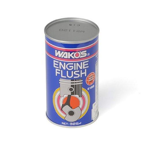 ワコーズ EF エンジンフラッシュ 速効性エンジン内部洗浄剤 E190 325ml E190 [HTRC3]