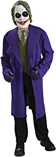 Batman The Dark Knight Child's Costume The Joker, Large