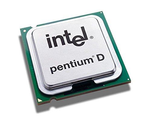 FYL Intel Pentium D 820 Dual Core Processor 2,80 GHz 800 MHz 2M LGA775 SL8CP SL88T