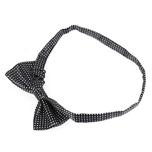 Skyeye Dots Pattern Bowtie Corbata de Lazo Corbata de Lazo ...