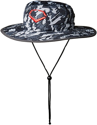 Wilson Sporting Goods Unisex EvoShield Logo Bucket Hat, Camo, One Size Fits Most