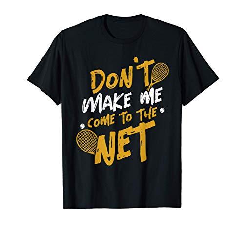 Tennisspieler Geschenk Tennis T-Shirt