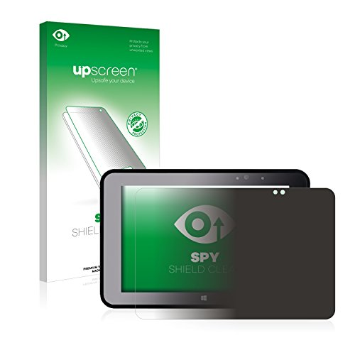 upscreen Anti-Spy Blickschutzfolie kompatibel mit Pokini Tab A10 Privacy Screen Sichtschutz Bildschirmschutz-Folie