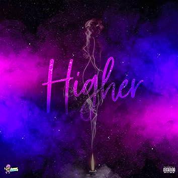 Higher (feat. J. Kells)