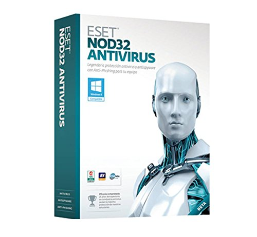 Nod32 Antivirus - Upgrade 2 Pc 1 anno licenza elettronica ESD