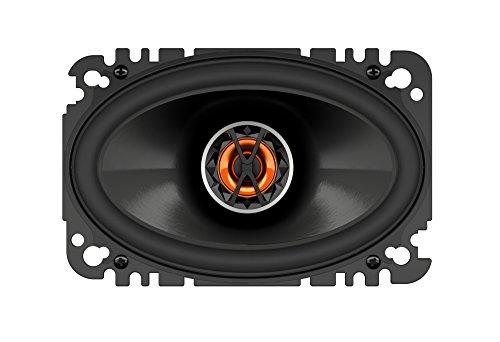 JBL Club 6420 4x6 (100 x 150mm) Koaxialer Stereo Auto-Lautsprecher (1 Paar) - Schwarz