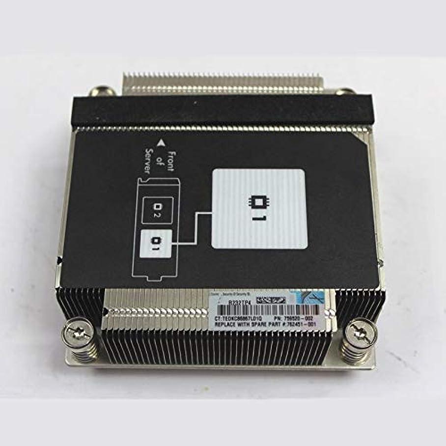 SAUJNN 740345-001 Blade BL460C Gen9 CPU Heatsink Server Cooler Heat Sink 777688-001 740346-001 L460C G9 Radiator CPU1 wfjnrxliz140