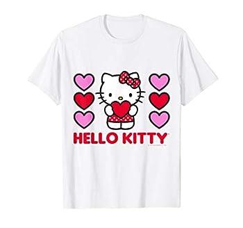 Hello Kitty Valentine Hearts Shirt