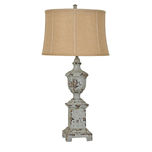 Crestview Collection CVAVP517A French Heritage Table Lamp Lighting