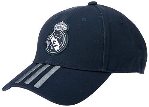adidas czapka z daszkiem Real 3 Stripes szary Tech Onix/Bold Onix/White jeden rozmiar