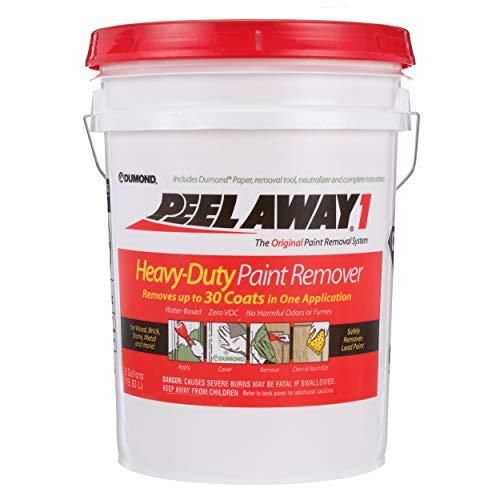 DUMOND Peel Away Heavy-Duty Paint Remover