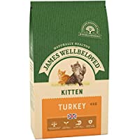 Tasty and healthy Fully balanced for growing kittens Omega 3 oils for a soft, shiny coat No added artificial colours, flavours or preservatives Gentle on your kitten's stomach