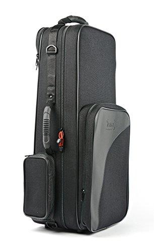 バムアルトサクソフォン用トレッキングケースブラック3021SN