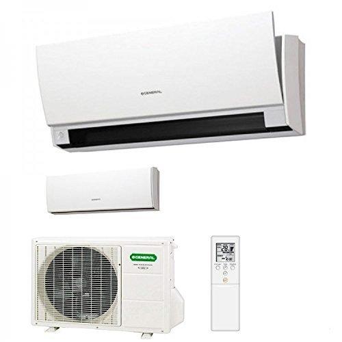 Condizionatore / Climatizzatore Monosplit Inverter Parete Design Fujitsu-General-Fuji Serie Ashg12Luca 12000 Btu Giapponese Classe A++
