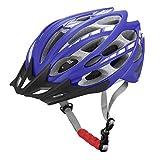La bicicleta de ciclo Cascos adulto ciclismo casco de la bici Specialized Ciclo Casco ajustable cómodo Casco de carretera de montaña de los cascos de bicicleta for el deporte al aire libre paseos en b