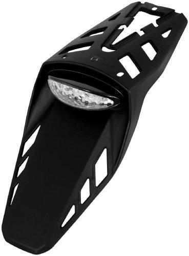 Acerbis 2140470001 LED Kennzeichenhalter schwarz