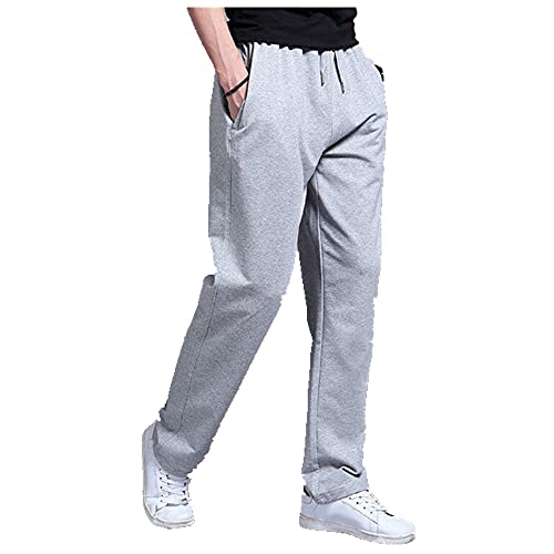 Pantalones deportivos de los hombres de la primavera, pantalones de los hombres, pantalones de los deportes del desgaste casual, ropa deportiva de los hombres
