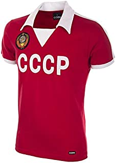 Football - Camiseta Retro CCCP (URSS) años 1980