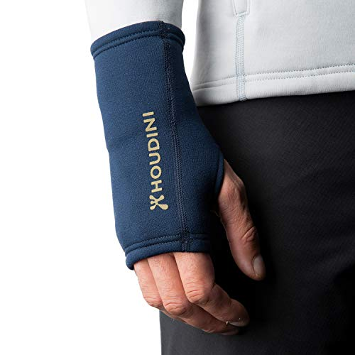 Houdini Power Handgelenk-Stulpen Blue Illusion Größe M 2021 Wärmer