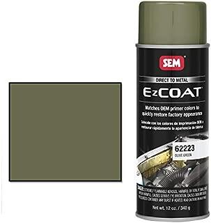 SEM Ez Coat Olive Green 62223 (Case of 6)