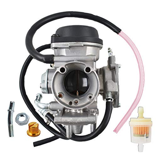 Carburetor Fit for Suzuki LTZ400 2003-2007 LTZ 400 2x4 Quadsport ATV Carb