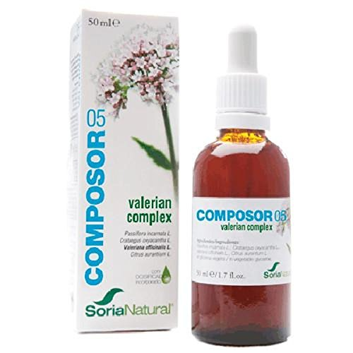 COMPOSOR 5 VALERIANA COMPLEX 50ML SORIA